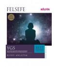 YGS BEST Felsefe Konu Anlatımı - Kültür Yayıncılık