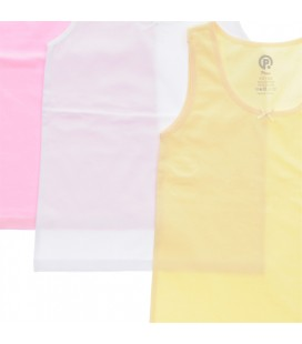 Threesome Girl Boy Poncho Tank Top 1715805 Colorless