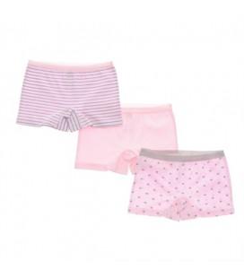 1715803 Colorless Poncho Girl Boy Threesome Panties