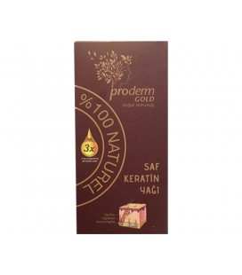 Proderm Pure Keratin Gold Oil 50 ml