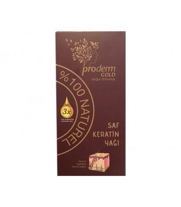 Proderm Pure Keratin Gold Oil 50 ml