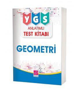 YGS LYS Geometri Soru Bankası - Kavram Yayınları