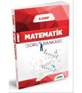 8.Sınıf Ayset Matematik Soru Bankası Bilgi Kuşağı Yayınları