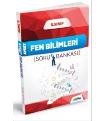 8.Sınıf Ayset Fen Bilimleri Soru Bankası Bilgi Kuşağı Yayınları