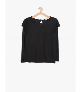 Cotton scoop-neck T-Shirt 8KKG17041OK999