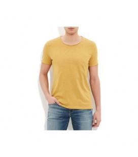 063504-23146 Blue Shirt T-Shirt Yellow