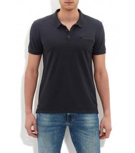 Blue Men's T-Shirt 064155-23098 Polo T-Shirt Ravens