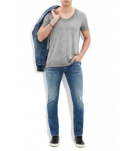 Blue Men's T-Shirt 064487-23110