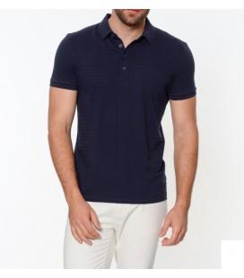 Mavi Polo Yaka Erkek Tişört  063665-23077