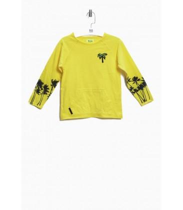 Vegetable boy S Yellow-Shirt 3838NBN3405