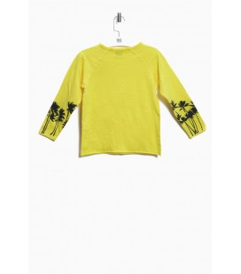 Vegetable boy S Yellow-Shirt 3838NBN3405
