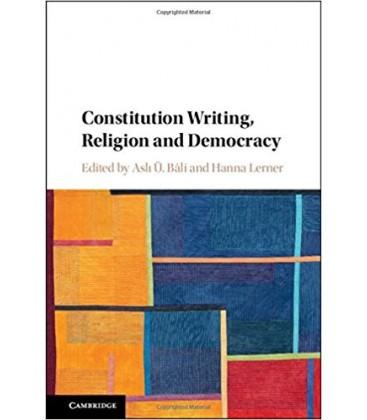 Constitution writing, religion and democracy - U D truth. Bali (Editor), Hanna Lerner (Editor)