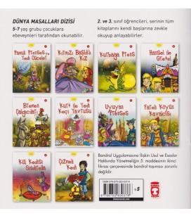 Dünya Masalları 1 10 Kitap Set - Timaş Yayınları Kolektif - Timaş Yayınları