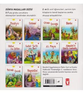 Dünya Masalları 2 10 Kitap Set - Timaş Yayınları Kolektif - Timaş Yayınları