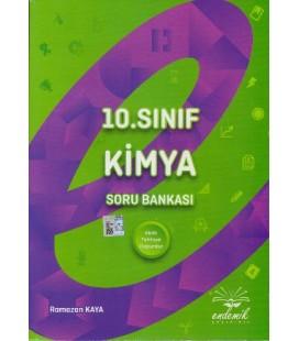 10.Sınıf Kimya Soru Bankası - Endemik Yayınları