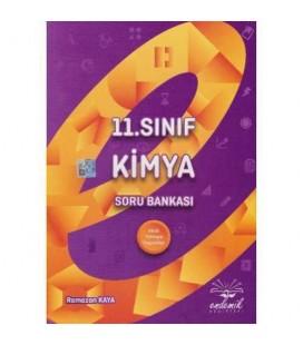 11. Sınıf Kimya Soru Bankası - Endemik Yayınları