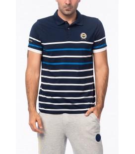 Fenerbahçe Timu Erkek Polo Yaka T-shirt TK038E7Y23