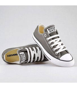 Converse men's shoes, Chuck Taylor All Star Low Top charcoal 1J794C