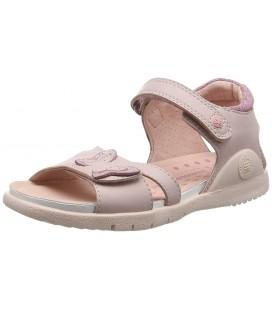 Biomecanics Girls 162160 Topuklu Kız Çocuk Sandalet, Pembe