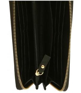 U.S. Polo Assn.Siyah Bayan Cüzdanı Usc9322