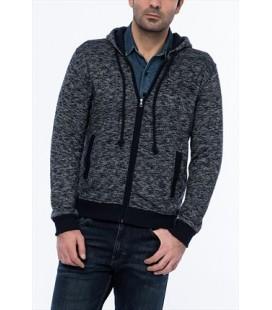 Lee Cooper Hooded sweatshirt Zippered LCM 171 241026