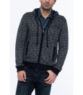 Lee Cooper Hooded sweatshirt Zippered LCM 171 241026