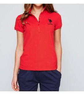 U.S.Polo Assn. Tişört G082SZ011.YONCA.421315 Kırmızı