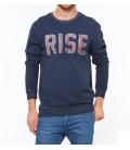063813-21686 Blue Men's Sweatshirts