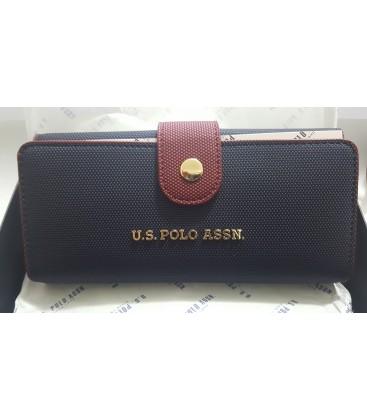 U.S. Polo Bayan Cüzdan USC 9300