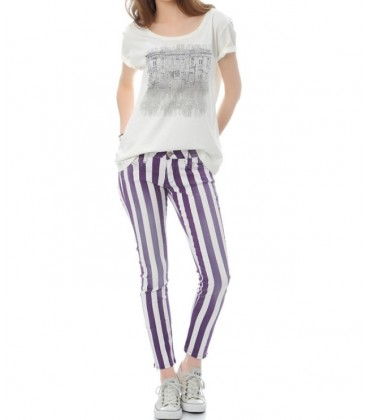 Blue | 1067916335 Miss Skinny Pants