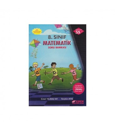8. Math question Bank for class LGS - Blowing Publications
