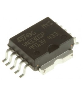 VN330SP - VN330  IC DRIVER QUAD 0.7A 12-Pin POWERSO-12
