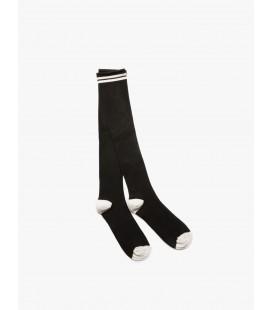 Ms. Plain cotton Socks 8KAK81097AA999