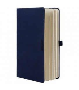 Globex artificial leather ruled Notebook 6700 Lux 11x18