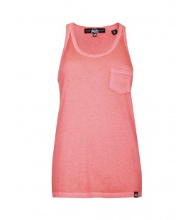 G60002R0 Superdry women's Tank Top Fuchsia
