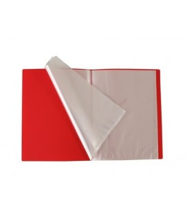 Pocket Presentation Folders A4 20 Sheets Globex 1581