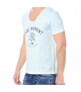 Mustang Tişört 8918 1619 218 Mustang Erkek T-Shirt 89181619218