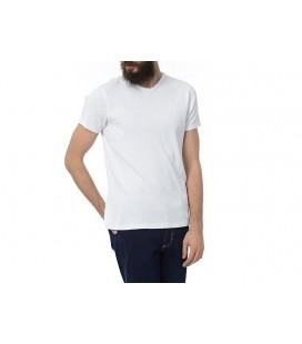 Mustang T-Shirt-03-M00007-200 MUSTANG CAMISOLE V-neck men's T-Shirt