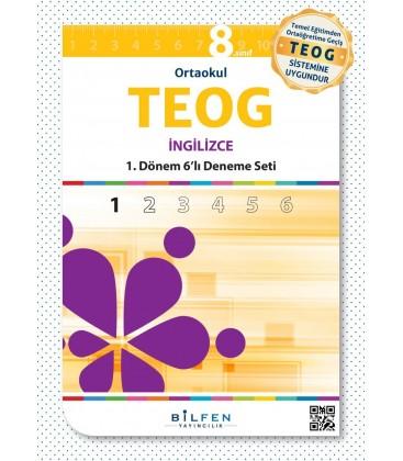 8. Class 1.TEOG English 6 Trial - Bilfen Yayınları