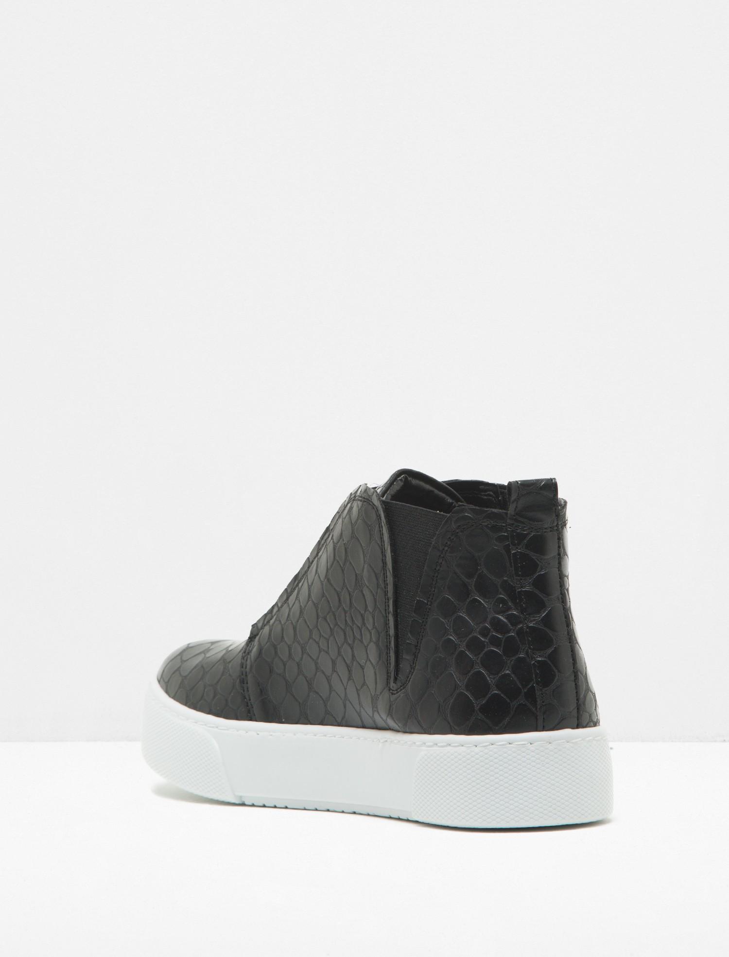 0fc75e99e9129 Koton Bayan Bağcıksız Spor Ayakkabı 7KAL21107AA999
