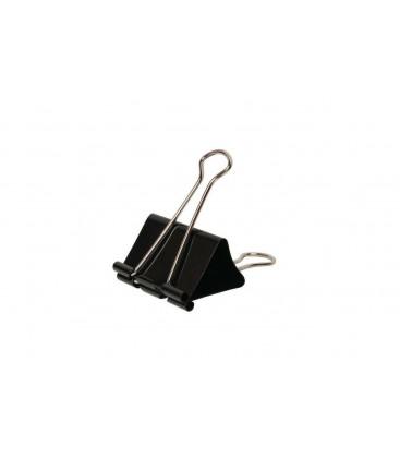 Double metal clip 19 mm 419g paper clip Kraf