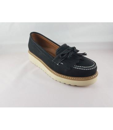 Ayakmod Siyah Kadın Ayakkabı GD48