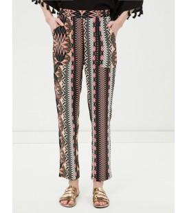 Koton Kadın Geniş Paça Pantolon  6YAK48066OW26E