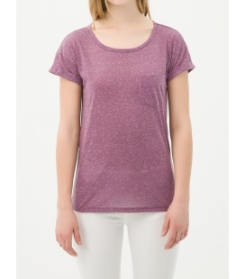 Cotton Short Sleeve T-Shirt 6YTK15081OK348