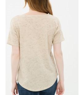 Women's cotton Short Sleeve T-Shirt 6YAK13854QK03H