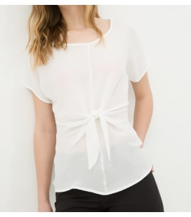 Koton Kadın Düz Bluz 6YAK62425CW000