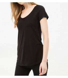 Koton Oyuk Yaka T-Shirt 6YAK12298YK999