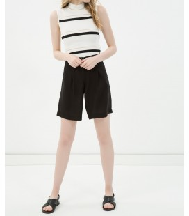 6YAK02012QW999 Classic Fit cotton Shorts