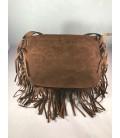 Lady Tassels Handbag Cross