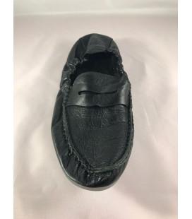 Deng Deri Siyan Rahat Erkek Ayakkabı 700